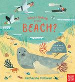Who's Hiding at the Beach? book