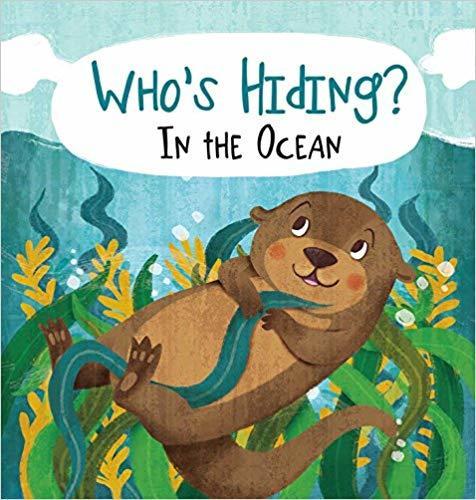 Who's Hiding? In the Ocean book