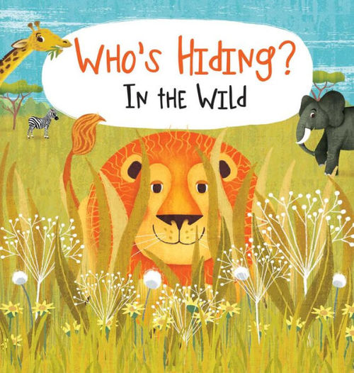 Who's Hiding? In the Wild book