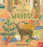 Who's Hiding in the Woods? book