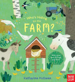 Who's Hiding on the Farm? book