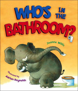 Who's in the Bathroom? book