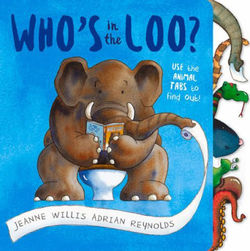 Who's in the Loo? book