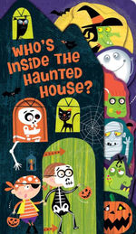 Who's Inside the Haunted House? book