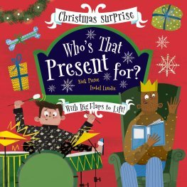 Who's That Present For? book