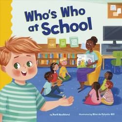 Who's Who at School book