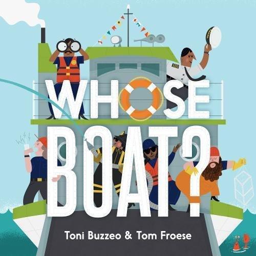Whose Boat? book
