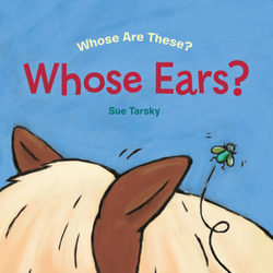 Whose Ears? book