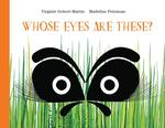 Whose Eyes Are These? book