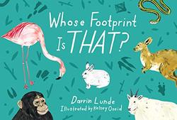 Whose Footprint Is That? book