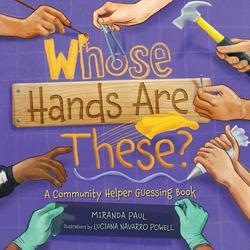 Whose Hands Are These? book