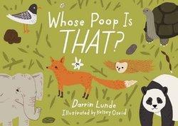 Whose Poop is That? book