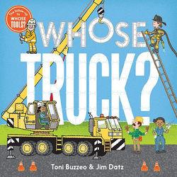 Whose Truck? book