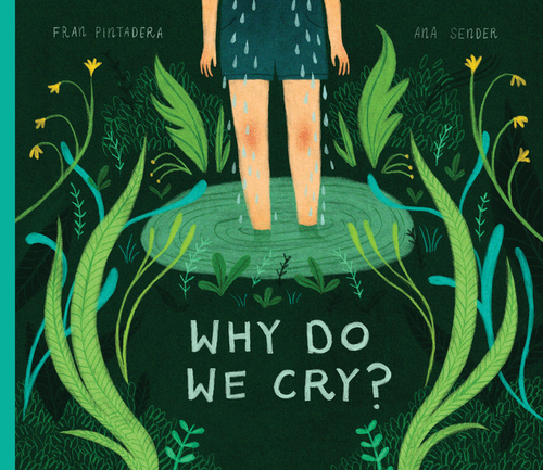Why Do We Cry? book