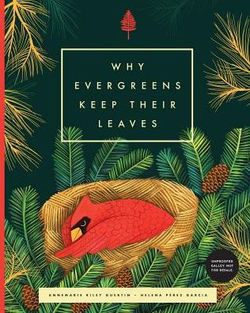 Why Evergreens Keep Their Leaves book