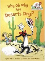 Why Oh Why Are Deserts Dry? book