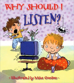Why Should I Listen? book