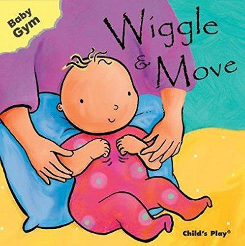 Wiggle and Move book