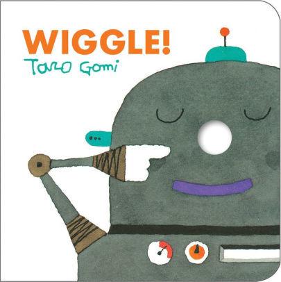 Wiggle! book