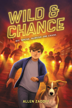 Wild & Chance book