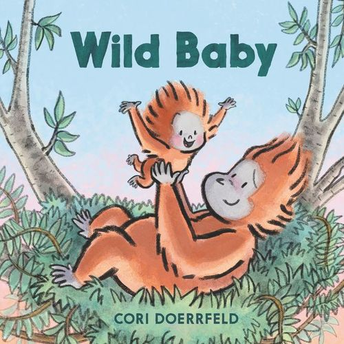 Wild Baby book