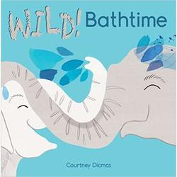 Wild Bath Time! book