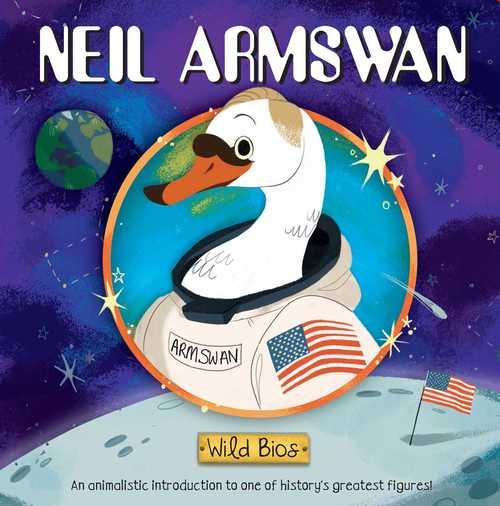 Wild Bios: Neil Armswan Book