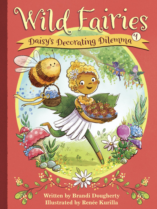 Wild Fairies Daisy's Decorating Dilemma book