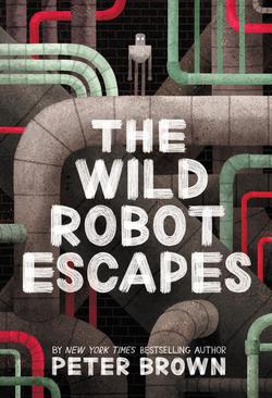 Wild Robot Escapes book