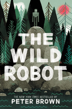 Wild Robot book