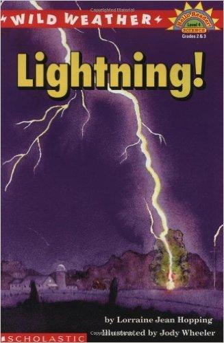 Wild Weather Lightning book