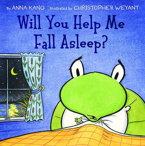 Will You Help Me Fall Asleep? Book