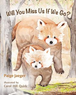 Will You Miss Us If We Go? book