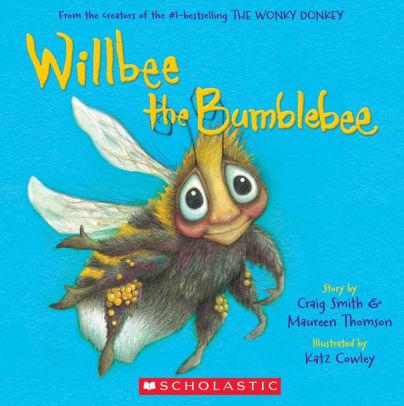 Willbee the Bumblebee book