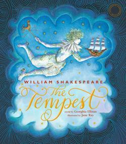 William Shakespeare's the Tempest book