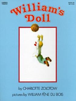 William's Doll book