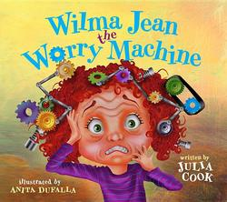 Wilma Jean the Worry Machine book
