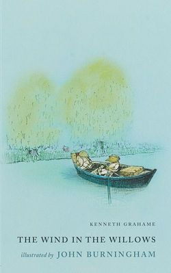 Wind in the Willows book