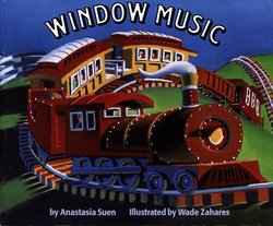 Window Music book