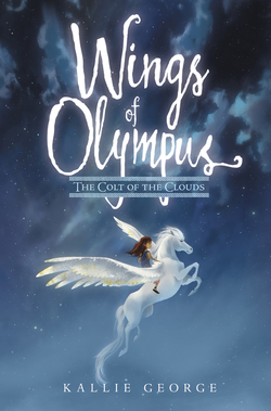 Wings of Olympus: The Colt of the Clouds book