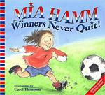 Winners Never Quit! book