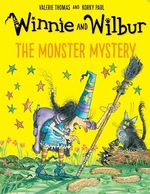 Winnie and Wilbur The Monster Mystery book