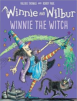 Winnie and Wilbur: Winnie the Witch book
