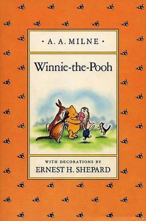 Winnie-the-Pooh book