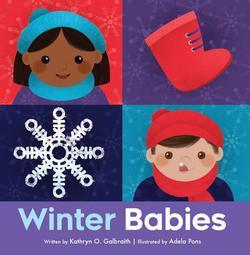 Winter Babies book