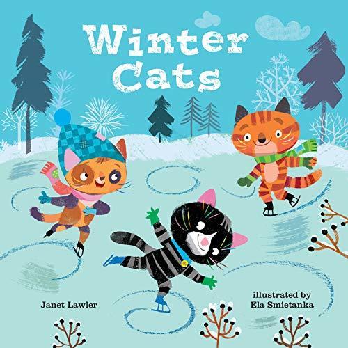 Winter Cats book
