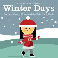 Winter Days Spring Days book