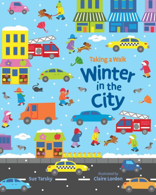 Winter in the City book