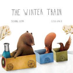 Winter Train book