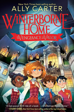 Winterborne Home for Vengeance and Valor book